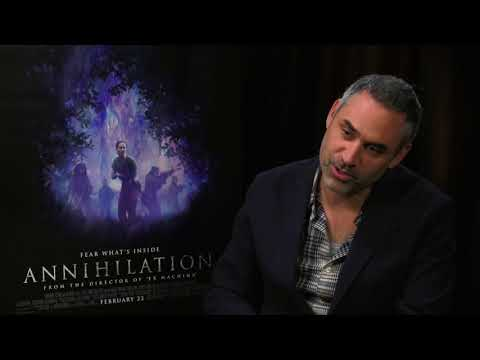 Director Alex Garland Talks 'Annihilation'