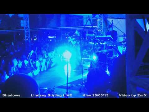 Lindsey Stirling - LIVE! (Shadows) Kiev