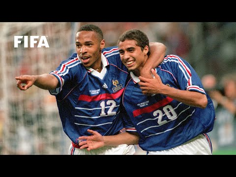 Au Revoir Thierry Henry! Top 5 World Cup Goals