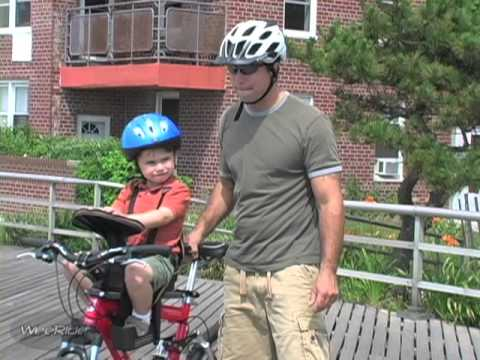 Weeride Official Ad Video For Best And Safest Child Baby