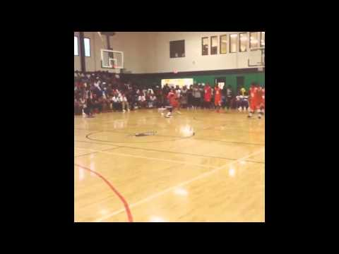 Kevin Ware Pick Up Game Dunk