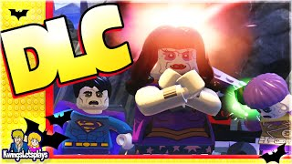 LEGO BATMAN 3 - Bizarro League LORE & Gameplay