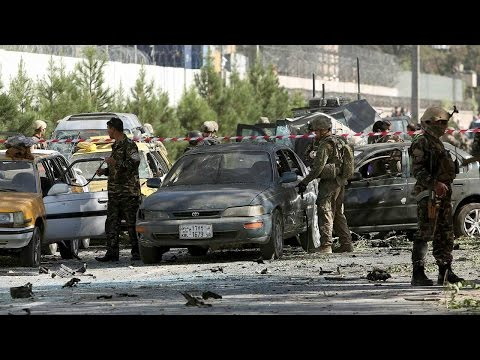 Kabul airport Explosion: suicide bomber killed 1, wounded 33
