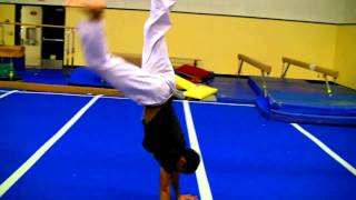 Gymnastics Flip Tricking Tutorials