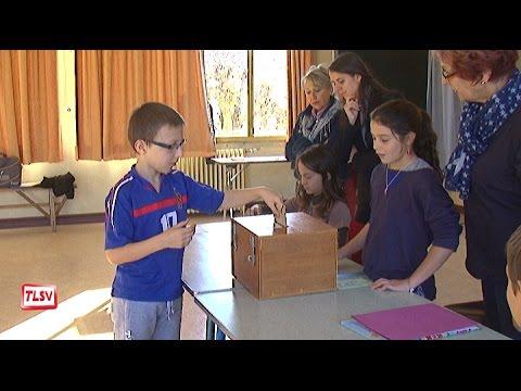 Luçon : élection à l'école du Centre