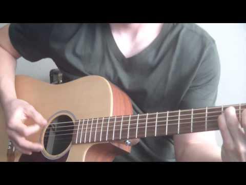 Tom Petty FREE FALLING (Free Fallin) Guitar Tutorial - Chords, Strumming Pattern and More!