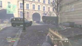 Call Of Duty MW3 Multiplayer Gameplay  TAKE YOU OUT