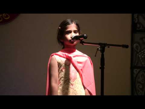 Nisha at Discover Karnataka 2010.wmv