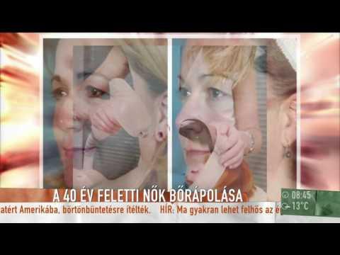 A közhiedelemmel ellentétben otthon nem lehet bőrfiatalító kezeléseket végezni - tv2.hu/mokka