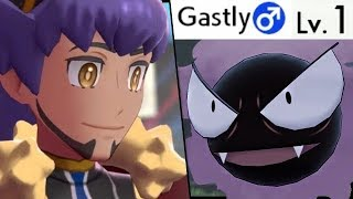Can You Beat Champion Leon With A Team Of Level 1 GASTLY in Pokemon Sword and Shield?