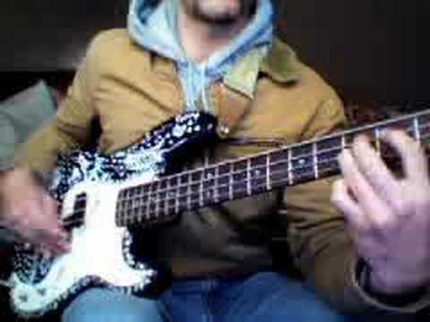 andy sanchez * bass study 1 *
