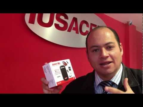 BAM 4G HOT SPOT 21Mbs IUSACELL UNBOXING