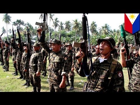 Philippines army offensive kills at least 37 rebels