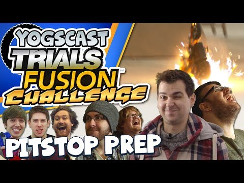 Trials Fusion Challenge Part 1 - Pitstop Prep video