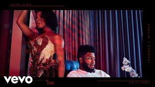 Khalid Normani Love Lies Official Audio
