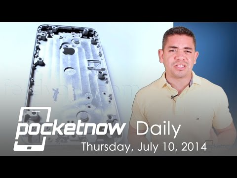 iPhone 6 chassis leaks, Android backups, Microsoft shake-ups & more - Pocketnow Daily