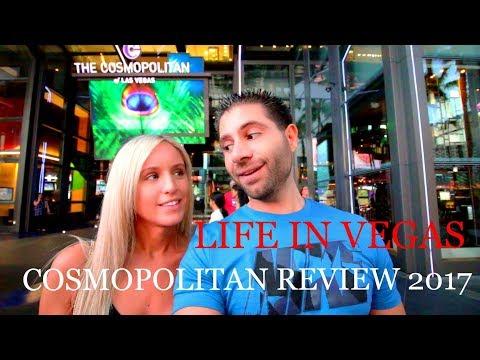 LIFE IN VEGAS/COSMOPOLITAN REVIEW 2017/VLOG16