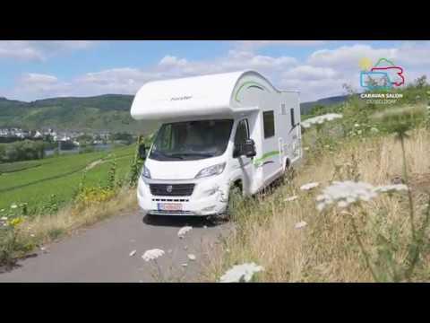 CARAVAN SALON Düsseldorf StarterWelt - Was ist ein Reisemobil?