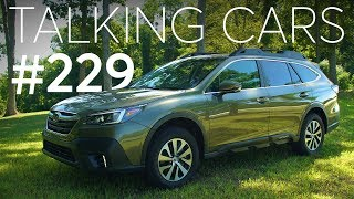 2020 Subaru Outback; Consumer Reports' Reliability Survey Results | Talking Cars #229