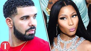 Download Lagu Drake Reacts To Nicki Minaj New Diss Track Gratis STAFABAND