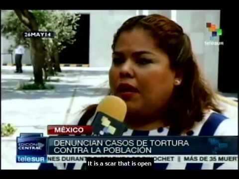 UN rapporteur says torture widespread in Mexico