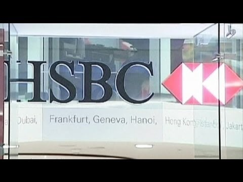 HSBC top profit forecasts