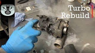 Porsche 924 S Turbo Build 8 - K03 S Turbo Rebuild