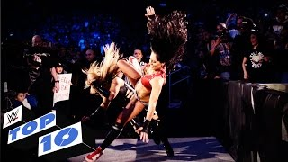 Top 10 SmackDown LIVE moments: WWE Top 10, Feb. 21, 2017
