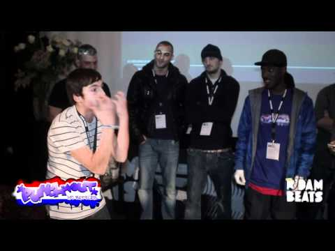 Foo VS Shiike LEAGUE BATTLE Officiele PunchOutBattles