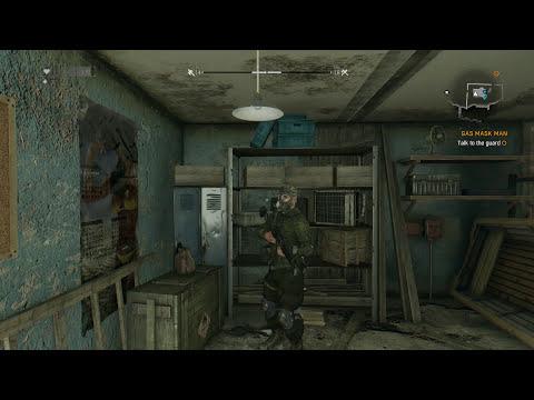 Dying Light Walkthrough Part 39 - GAS MASK MAN - 1080p PC PS4 Xbox One