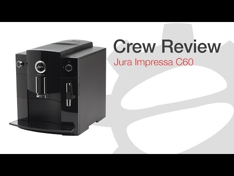 Jura C60 Review 2018 Impressa Is Out To Impress But Does It