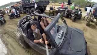 Oreion Reeper Mudding & Puddle Jumping at RedneckYachtClub TGW 2014