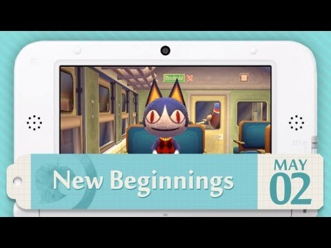 Video Journal - Animal Crossing: New Leaf | New Beginnings