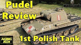 World of Tanks - Pudel Polish Premium Tank Review & Guide
