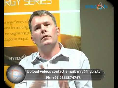 Matt Daly, General Manager, REC Solar, Asia Pacific - hybiz.tv