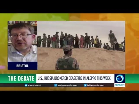 Is Hillary Clinton the Ghouta, Syria sarin gas war criminal? The Debate Press TV (06May16)