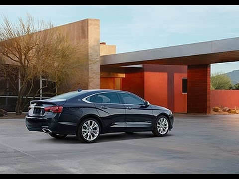 Real World Test Drive 2014 Chevrolet Impala