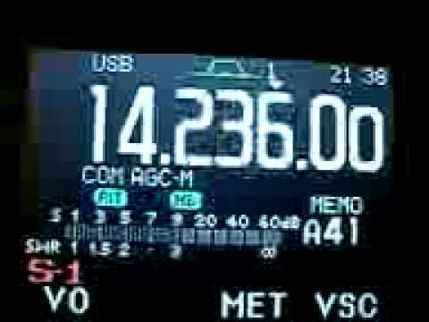 ICOM IC 7000  CX2 FA
