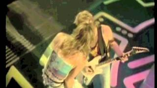 Watch Def Leppard White Lightning video