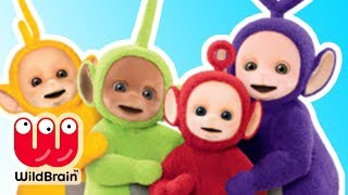 Teletubbies Learn Colors Numbers And Shapes Colours Learning Baby Education | Toy Store - WildBrain