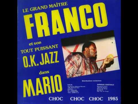 Mario (Franco) - Franco&le TPOK Jazz 1985