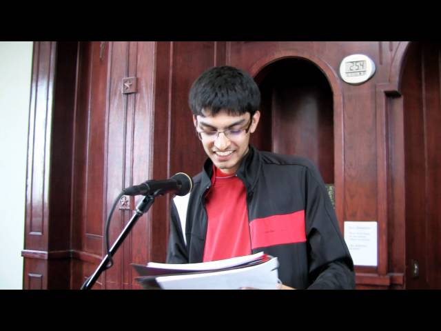 Quran Intensive 2011: Day 16 - Harf of Jarr
