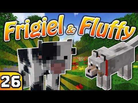 FRIGIEL & FLUFFY : LA NOUVELLE AVENTURE | Minecraft - S4 Ep.26 thumbnail