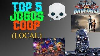 TOP 5 JOGOS COOP (LOCAL) PC