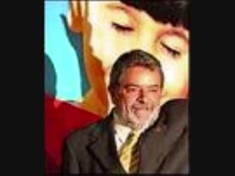 LUIZ INACIO LULA DA SILVA (PRESIDENTE DO BRASIL)INGLES FLUENTE
