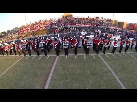 Quince Orchard High School Home Game Oct 4th 2013