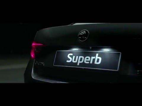 The All New SKODA Superb