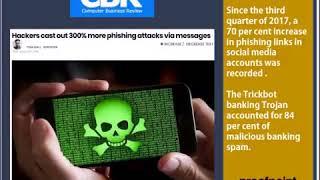 بالفيديو ... قراصنة لبنانيون خلف عملية كبيرة لسرقة وتسريب بيانات !!