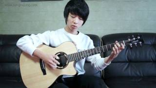 (Big Bang) 거짓말 : Lies - Sungha Jung