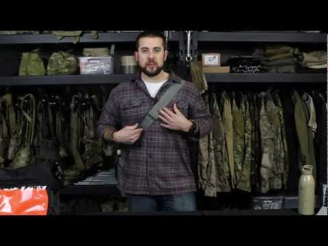 ITS Tactical Discreet Messenger Bag Walk-Through